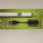 electronic cigarette single starter pack