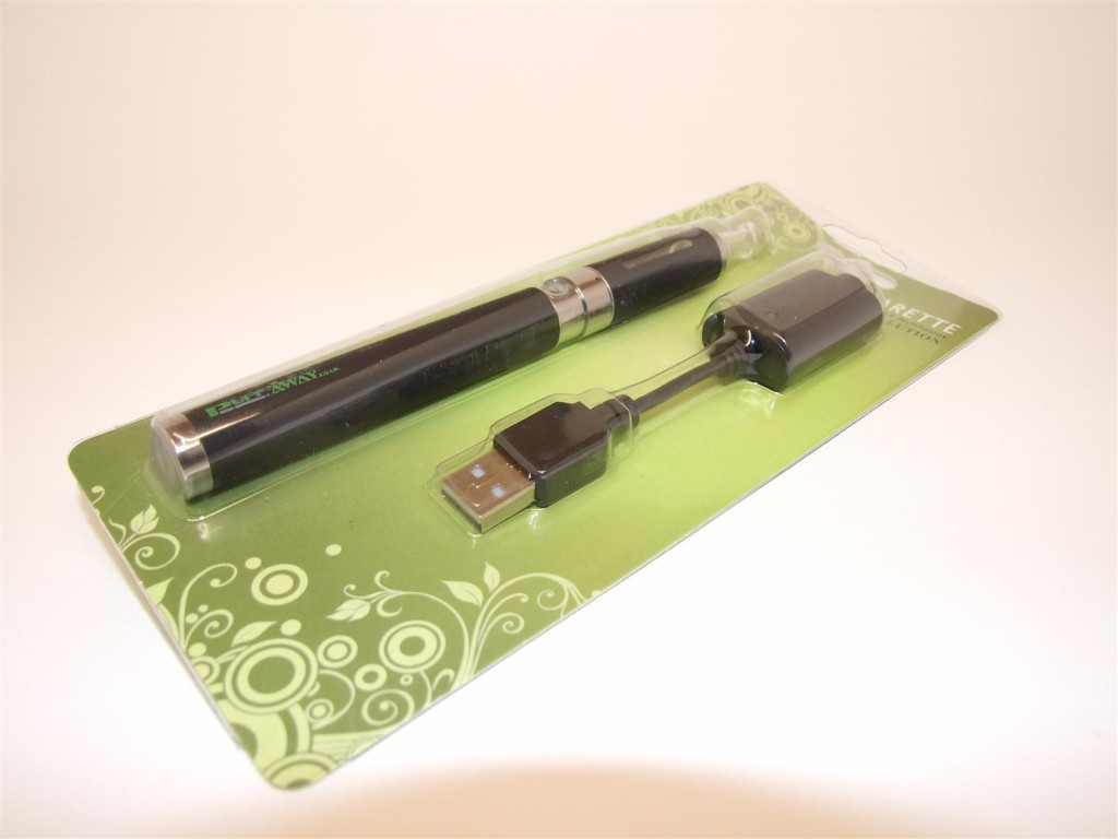 Single electronic cigarette starter pack - Black